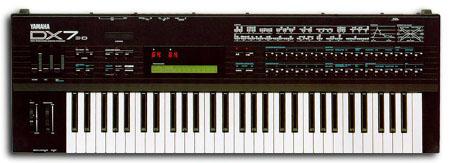 Yamaha DX-7s/IID/IIFD Image