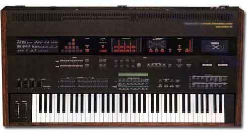 Yamaha DX-1 Image