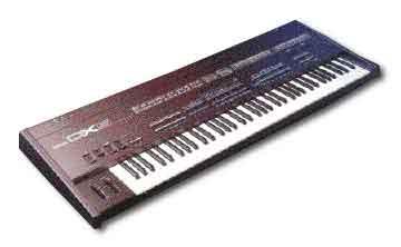 Yamaha DX-5 Image