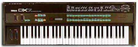 Yamaha DX-7 Image