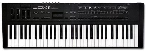 Yamaha DX-11 Image
