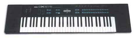 Yamaha DX-21 Image